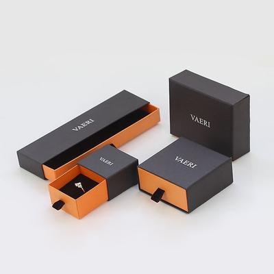 抽拉礼品盒 首饰盒 珠宝盒定做 CZ-J008
