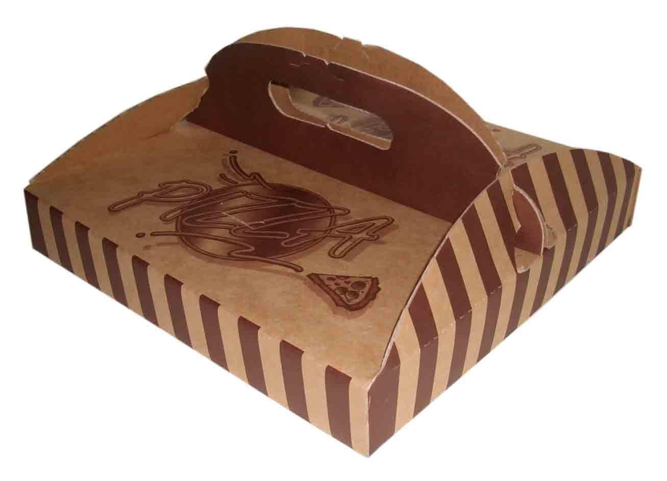 披萨纸盒包装 CZ-CF008