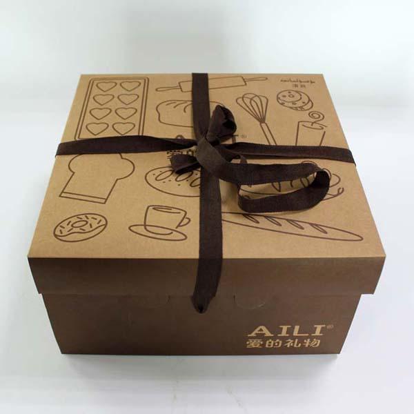 蛋糕包装纸盒 CZ-CF005