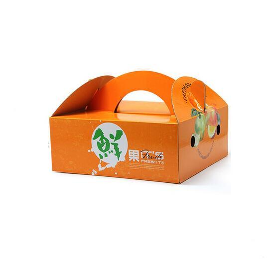 折叠手提水果箱 CZ-CC011