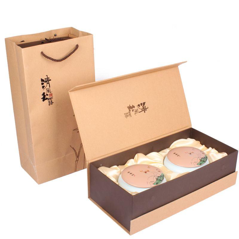 茶叶礼盒包装 CZ-TB007