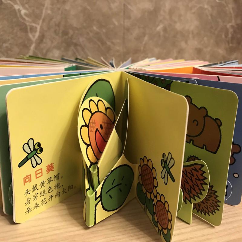 厂家定制儿童立体书、玩具书印刷 CZ-CB003